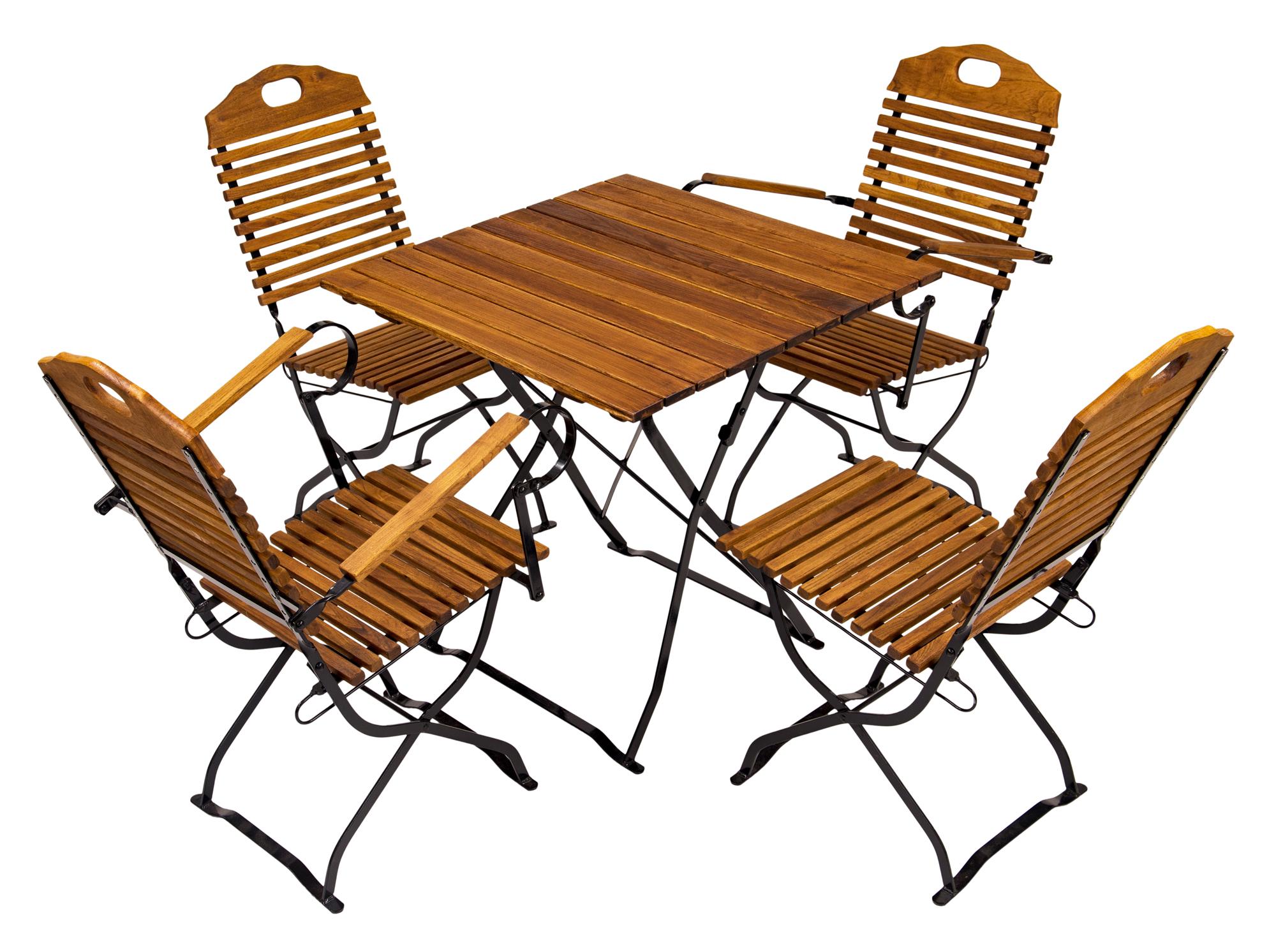 meubles de jardin: chaise avec des coleurs diffrents